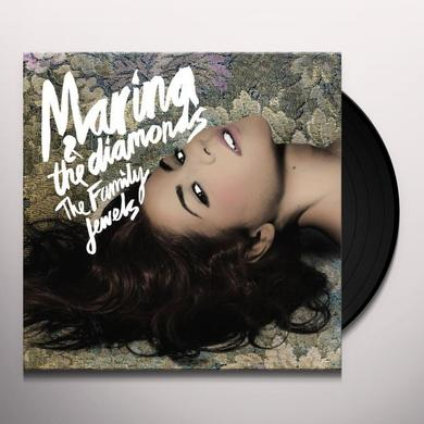 Marina & The Diamonds FAMILY JEWELS Vinyl Record