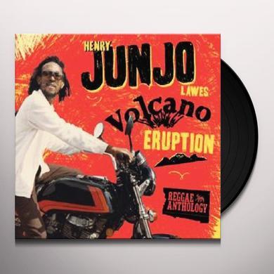 Henry ( Junjo ) Lawes VOLCANO ERUPTION: REGGAE ANTHOLOGY Vinyl Record
