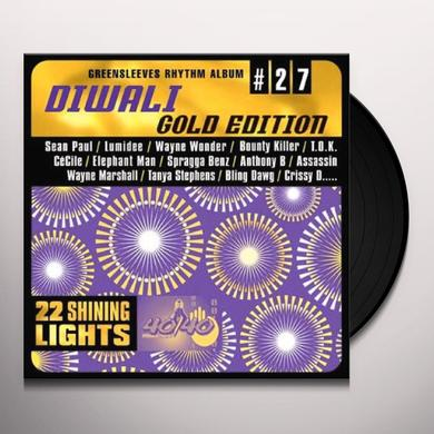 DIWALI: GOLD EDITION / VARIOUS Vinyl Record