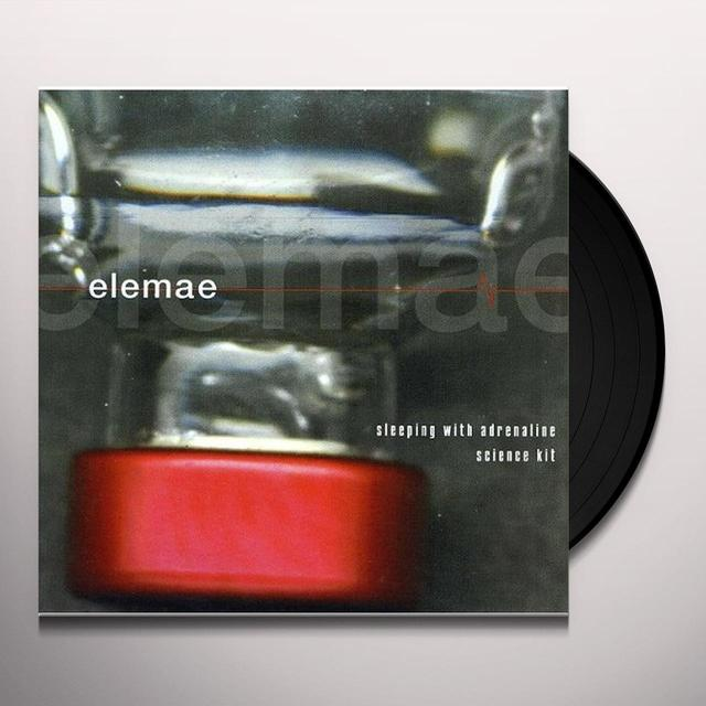 Elemae SLEEPING WITH ADRENALINE Vinyl Record