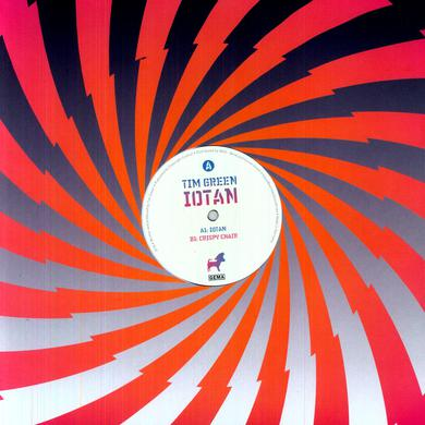 Tim Green LOTAN Vinyl Record