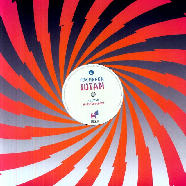 Tim Green LOTAN (EP) Vinyl Record