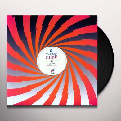 Tim Green LOTAN (EP) Vinyl Record