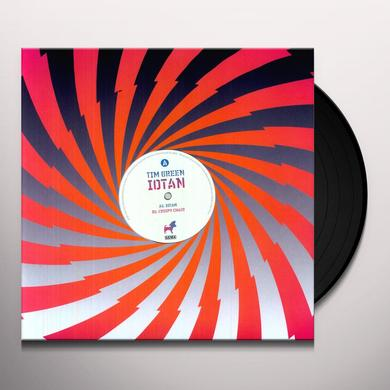 Tim Green LOTAN Vinyl Record