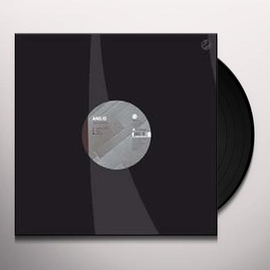 And.Id I WILL BE THERE (EP) Vinyl Record