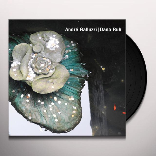 Andre Galluzzi / Dana Ruh FREYA / MAUERSEGLER (EP) Vinyl Record
