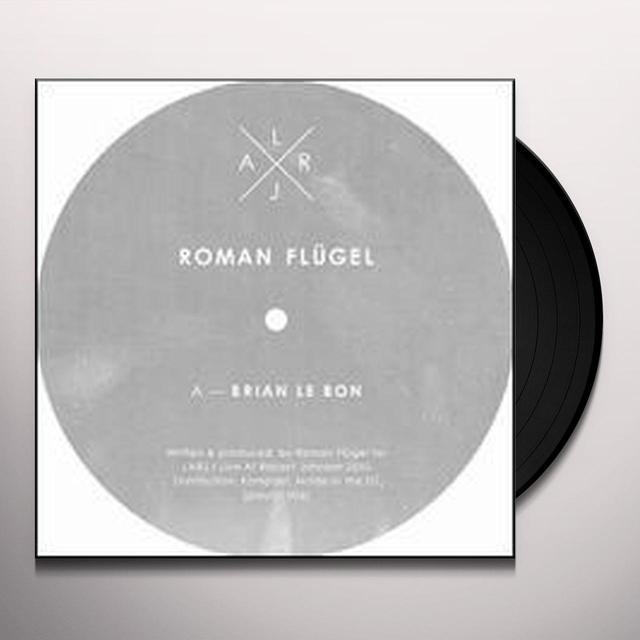 Roman Flügel BRIAN LE BON / N.M.I.S.M.D. (EP) Vinyl Record
