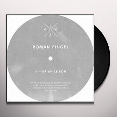 Roman Flügel BRIAN LE BON / N.M.I.S.M.D. Vinyl Record