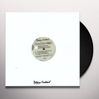 Pupkulies & Rebecca BURNING BOATS IN REMIX (EP) Vinyl Record