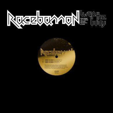 Racebannon WRAP THE BODY Vinyl Record
