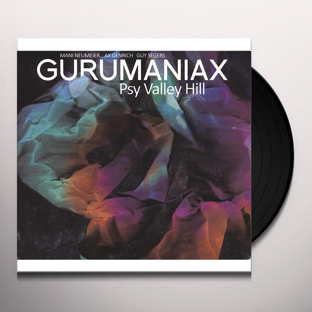 Gurumaniax PSY VALLEY HILL Vinyl Record