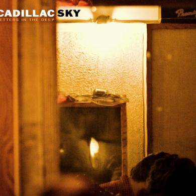 Cadillac Sky LETTERS IN THE DEEP Vinyl Record