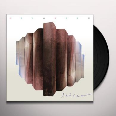 Delorean SUBIZA Vinyl Record