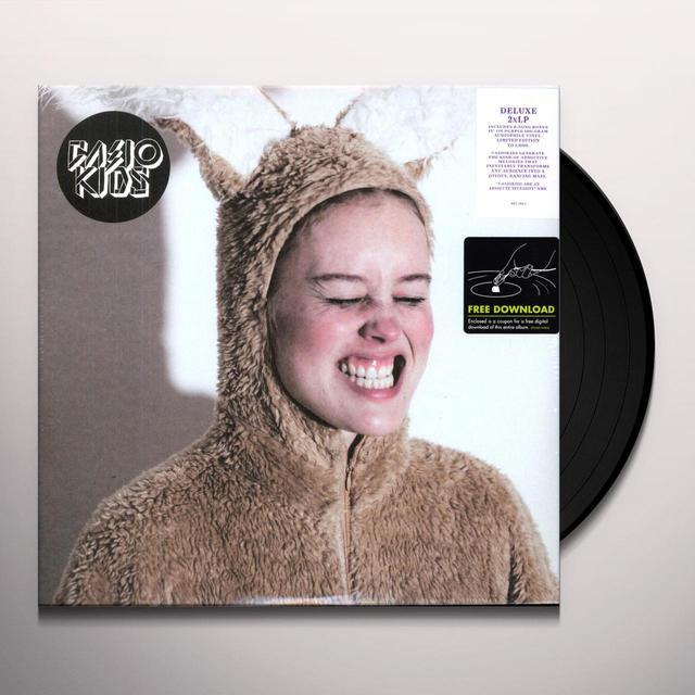 Casiokids TOPP STEMNING PA LOKAL BAR Vinyl Record