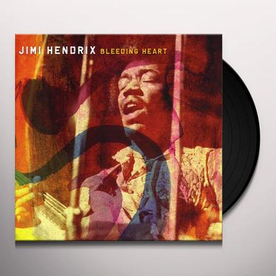 Jimi Hendrix BLEEDING HEART / JAM 292 Vinyl Record