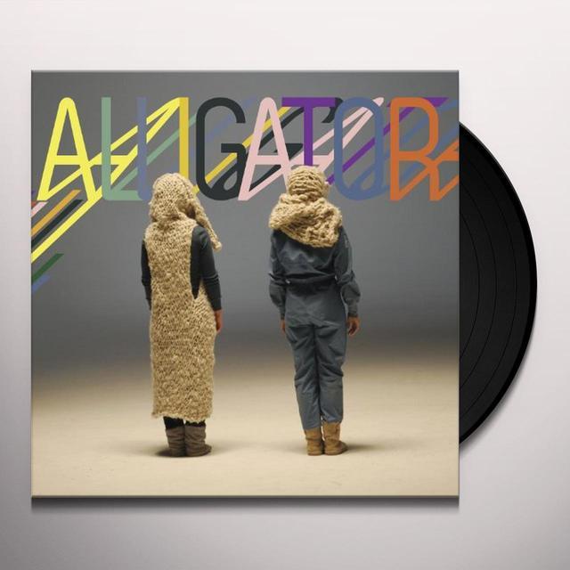 Tegan & Sara ALLIGATOR Vinyl Record