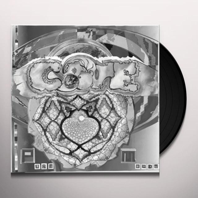 Cave PURE MOODS (EP) Vinyl Record