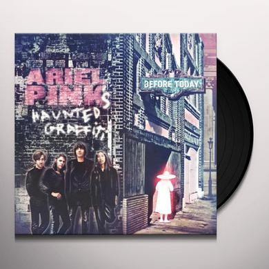 Ariel Pink's Haunted Graffiti BEFORE TODAY Vinyl Record