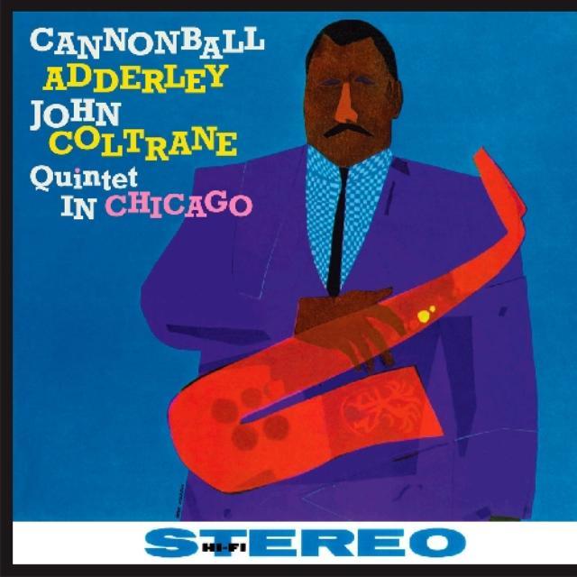 Cannonball Addreley / John Coltrane