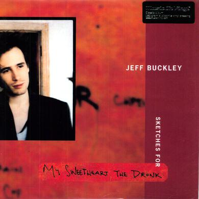 Jeff Buckley SKETCHES FOR MY SWEETHEART THE DRUNK Vinyl Record