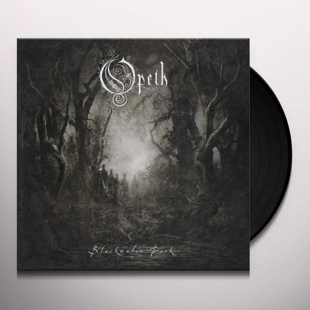 Opeth BLACKWATER PARK Vinyl Record - 180 Gram Pressing