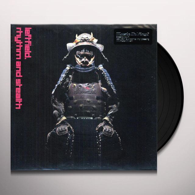Leftfield RHYTHM & STEALTH Vinyl Record - 180 Gram Pressing