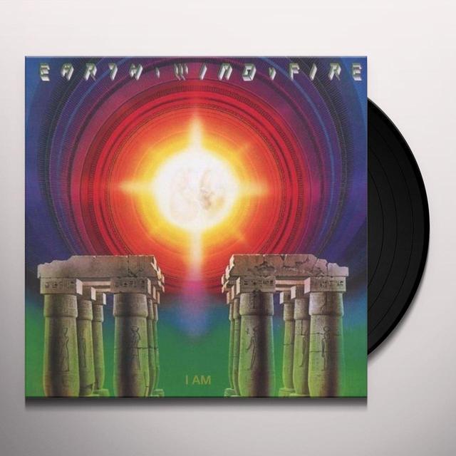 Earth, Wind & Fire I AM Vinyl Record - 180 Gram Pressing