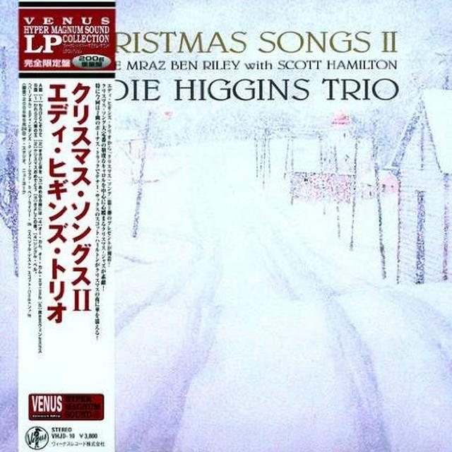 Eddie Higgins CHRISTMAS SONGS II Vinyl Record