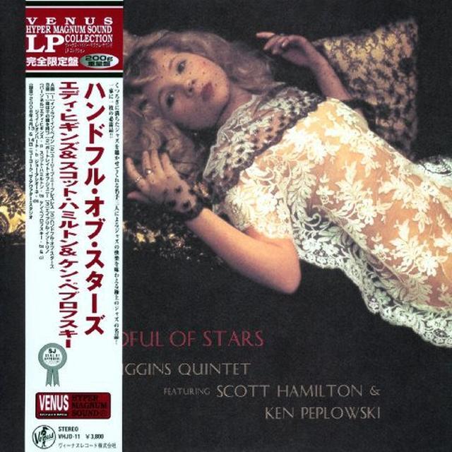 Eddie Higgins HANDFUL OF STARS Vinyl Record