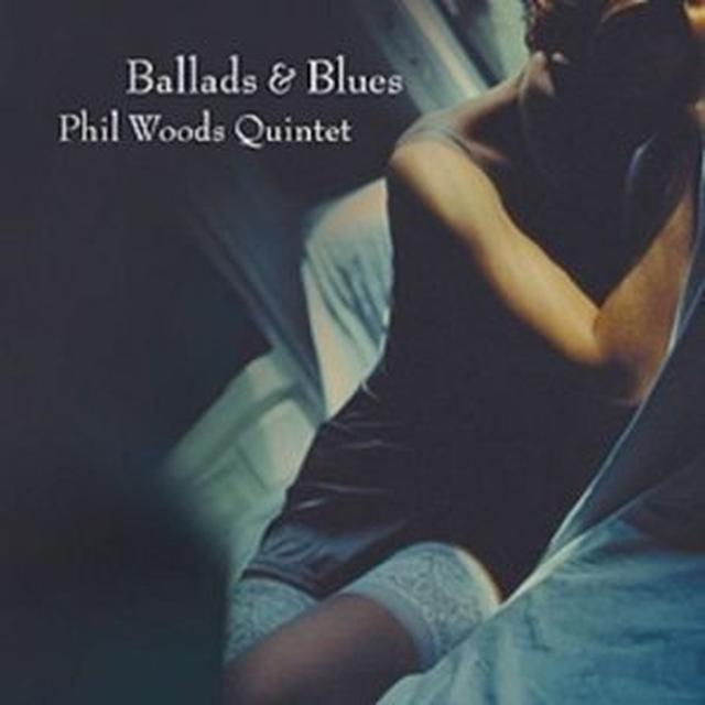 Phil Quintet Woods BALLADS & BLUES Vinyl Record