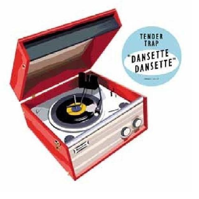 Tender Trap DANSETTE DANSETTE Vinyl Record