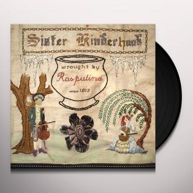 Rasputina SISTER KINDERHOOK Vinyl Record - Digital Download Included