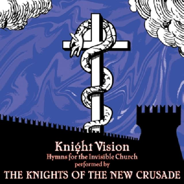 Knights Of The New Crusade KNIGHT VISION Vinyl Record
