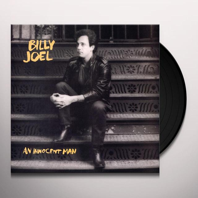 Billy Joel AN INNOCENT MAN Vinyl Record - Limited Edition, 180 Gram Pressing