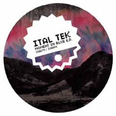 Ital Tek MOMENT IN BLUE Vinyl Record
