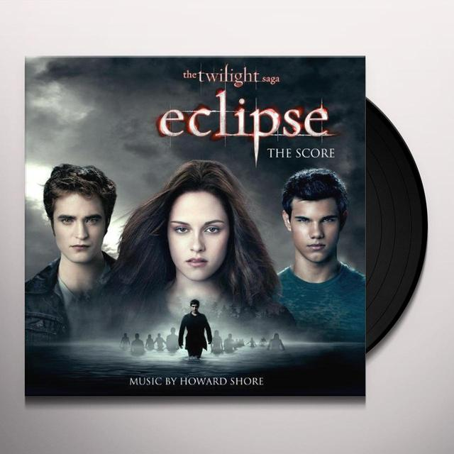 TWILIGHT SAGA: ECLIPSE THE SCORE / O.S.T. Vinyl Record