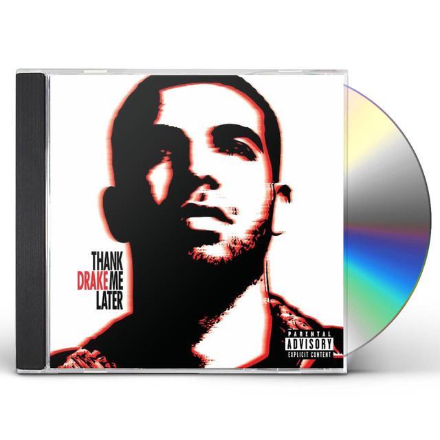 Drake THANK ME LATER CD