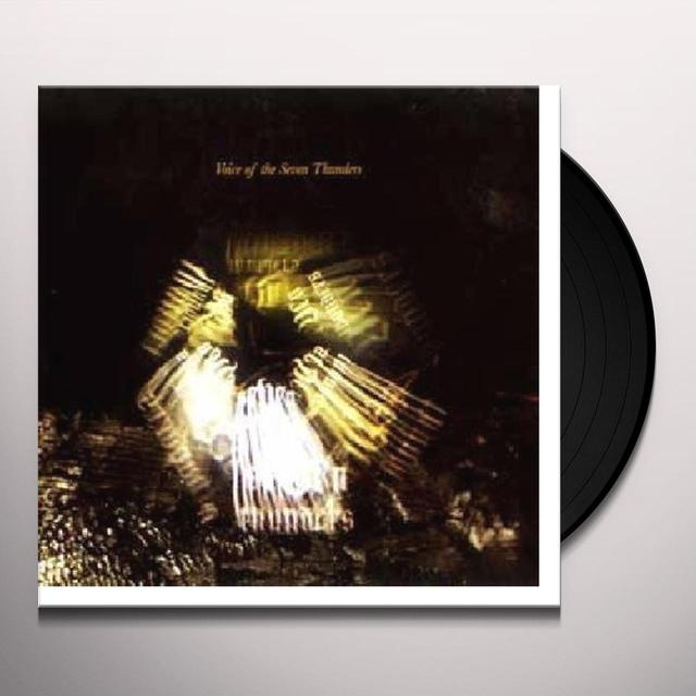 VOICE OF THE SEVEN THUNDERS Vinyl Record