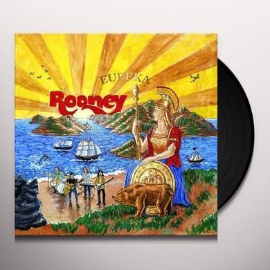 Rooney EUREKA Vinyl Record