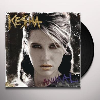 Ke$Ha ANIMAL Vinyl Record