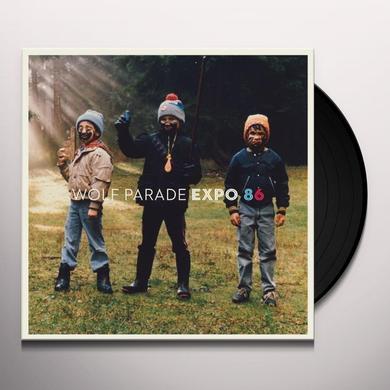 Wolf Parade EXPO 86 Vinyl Record