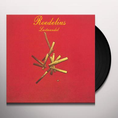 Roedelius LUSTWANDEL Vinyl Record