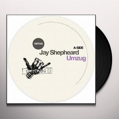 Jay Shepheard UMZUG Vinyl Record