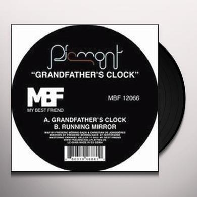 Piemont GRANDFATHER'S CLOCK (EP) Vinyl Record