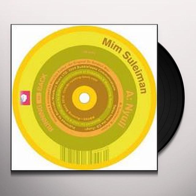 Mim Suleiman NYULI (EP) Vinyl Record