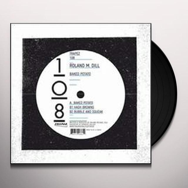 Roland M Dill BAKED POTATO Vinyl Record