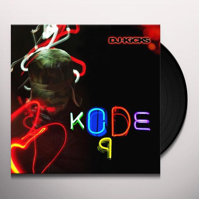 Kode9 DJ-KICKS Vinyl Record