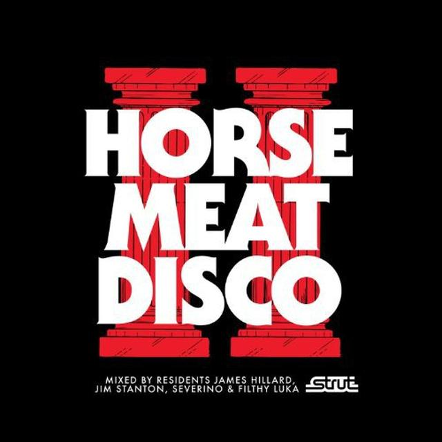 Horse Meat Disco 2 / Various (Dlcd) HORSE MEAT DISCO 2 / VARIOUS Vinyl Record - Digital Download Included