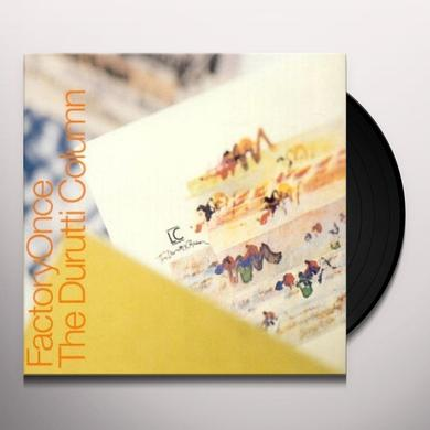 The Durutti Column LC Vinyl Record