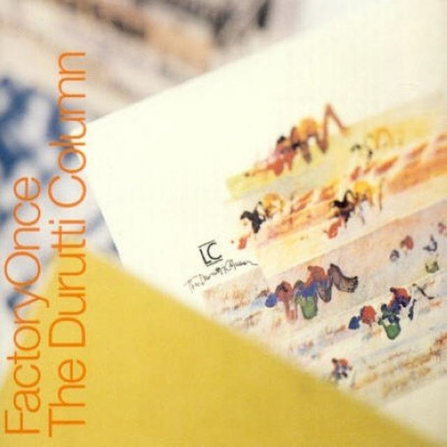 The Durutti Column LC Vinyl Record - 180 Gram Pressing